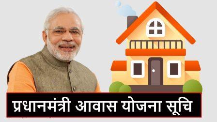 प्रधानमंत्री आवास योजना लिस्ट 2021: Awas Yojana List, PMAY ऑनलाइन सूची