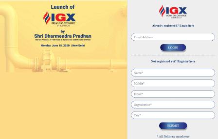 इंडेन गैस एक्सचेंज पोर्टल पर ऑनलाइन रजिस्ट्रेशन फॉर्म भरने की प्रक्रिया