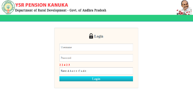 YSR Pension Kanuka Process To Do Art Pension Login