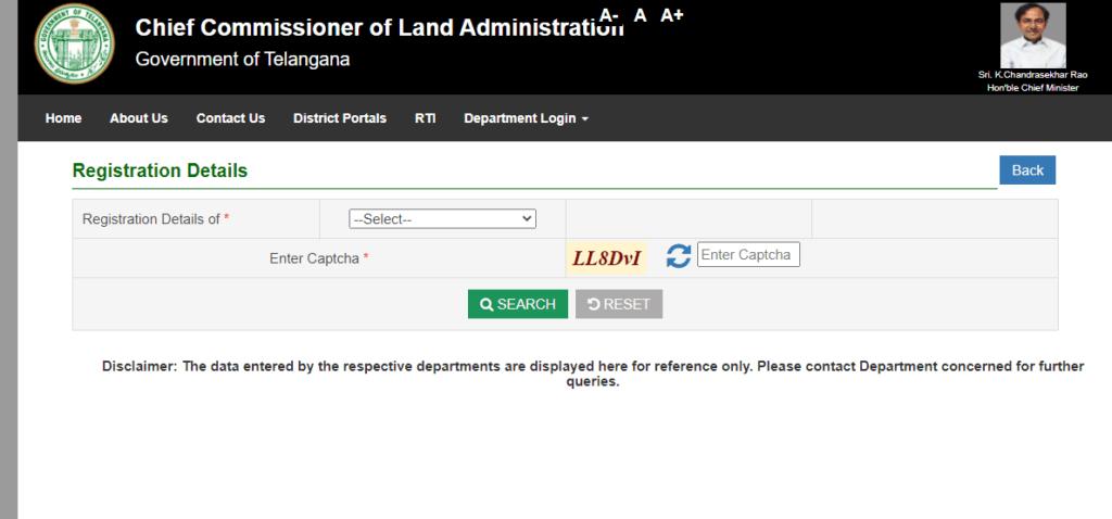 Land Transactions Deeds Details