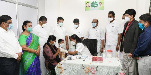 Tamil Nadu Amma Mini Clinic Scheme