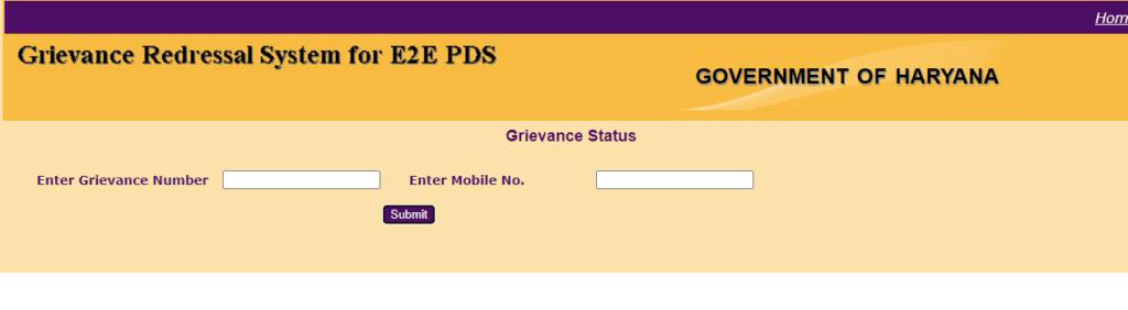 Check Grievance Status