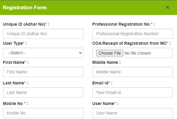 Application Procedures On Punjab E Municipal Naksha
