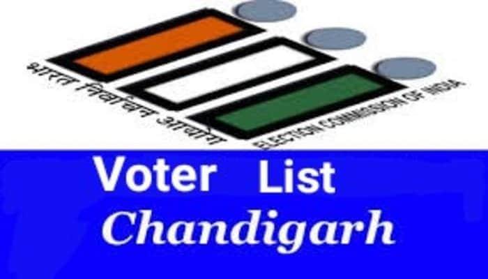 Chandigarh Voter List